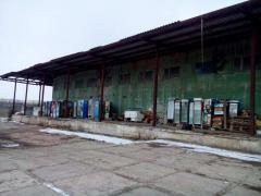 Продается складской комплекс 990 м2 в г. Керчь