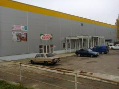Retail space 860 sq.m. on ave. Independence