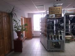 Торговые помещения в ЦУМе (г.. Острог), 3й этаж