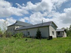 Виробничо-житловий комплекс 1000 кв.м + земля 1,25 га